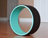 Йога колесо, Yoga wheel, колесо для йоги 32*13 см