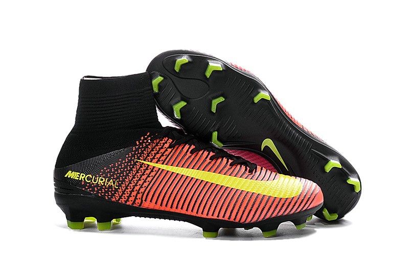 Мужские бутсы Nike Mercurial Superfly V FG Euro 2016