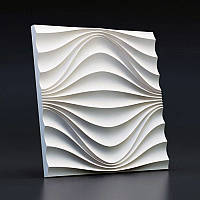 3D панели Волна круговая 093