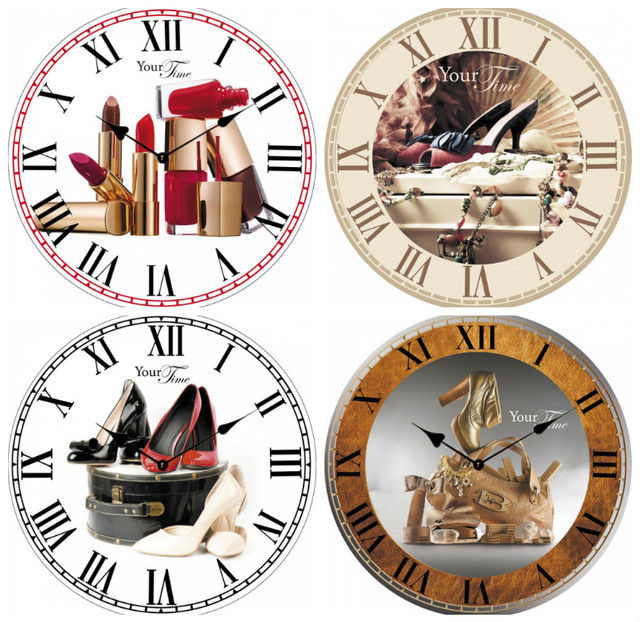 Интерьерные часы МДФ