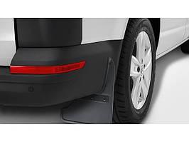 Брызговики VW Transporter T6 2015-, оригинальные задн 2шт