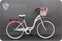 Велосипед Goetze BLUEBERRY 28 + фара и корзина в подарок