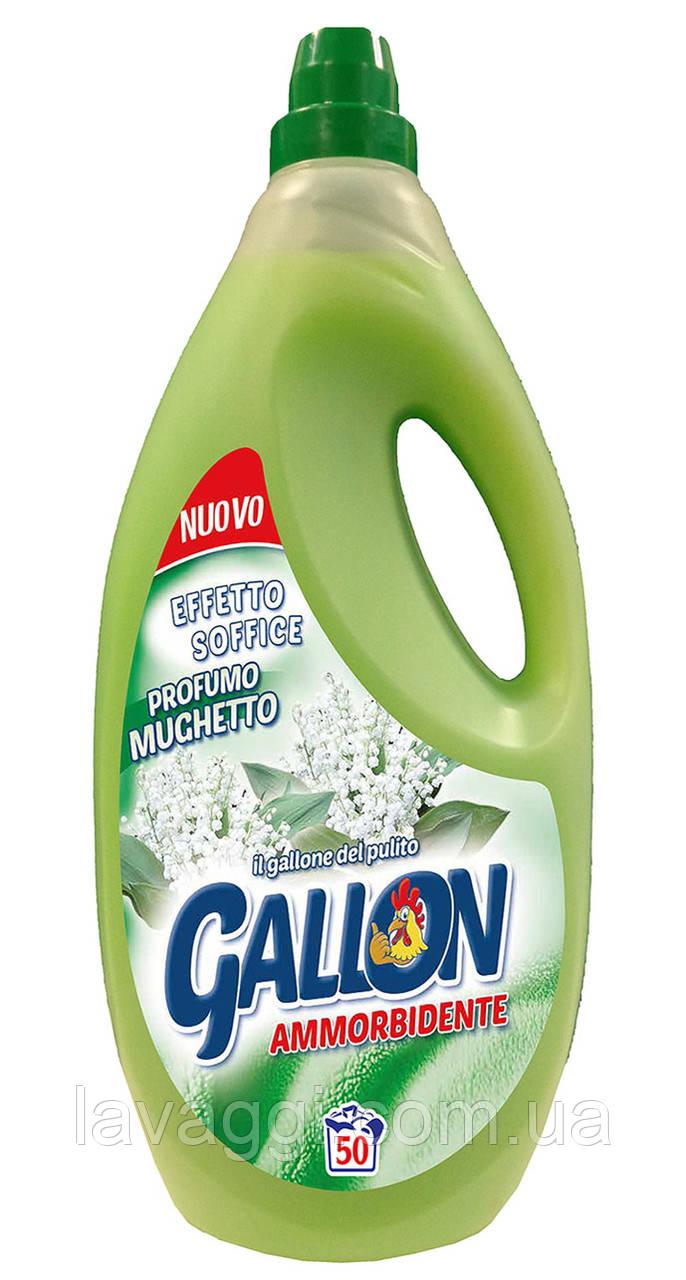 Кондиционер-ополаскиватель Gallon Ammorbidente Profumo Mughetto 3.78L