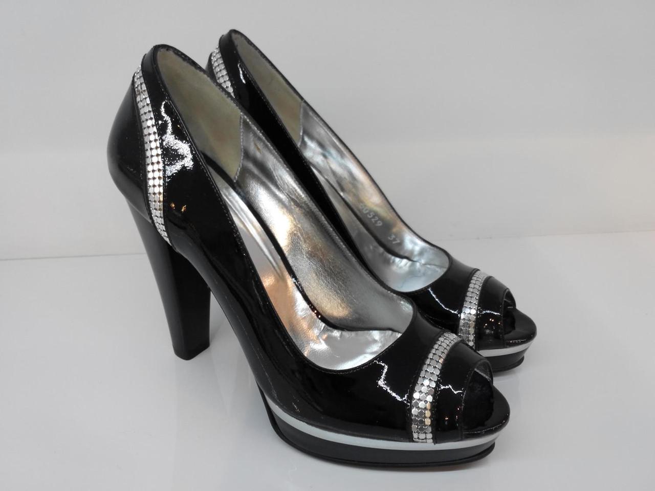 Туфли Etor 2811 черные, фото 1