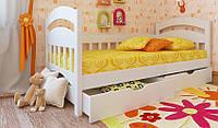 Кровать подростковая Селеста Woodland натуральное дерево