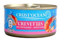 Креветки Crevettes Crust'Ocean