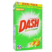 Безфосфатный стиральный порошок Dash 6 кг. 100 стирок