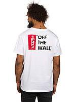 Мужская футболка Vans Off The Wall T-Shirt