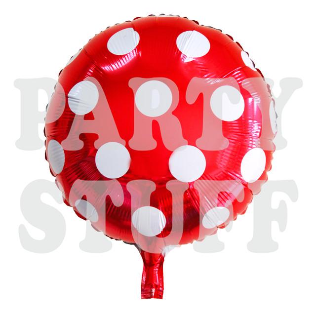 красный шар полька