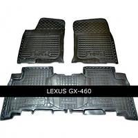 Коврики салона Avto-Gumm LEXUS GX-460 (2010)