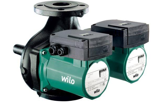 Насос циркуляционный с мокрым ротором  Wilo-TOP-SD, WILO (Германия)