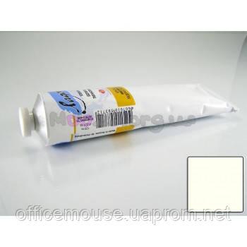 Краска масляная,Белила титановые ,Ладога 120мл