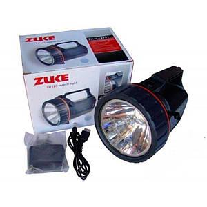 Прожекторные лампы, фонари, светодиодный фонарь Zuke ZK-L-2121, аккумуляторный, ручной