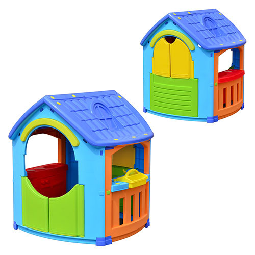 Детский пластиковый домик Marian Plast 665