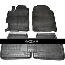 Коврики салона Avto-Gumm MAZDA M 6 (>2008)