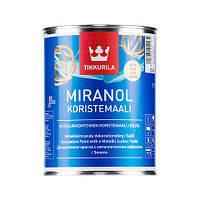 Краска декоративная для внутренних работ  Миранол Тиккурила органоразбавляемая акриловая (золото) 1  л