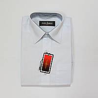 Школьная классическая рубашка с длинным рукавом для мальчиков Турция 128р 164р