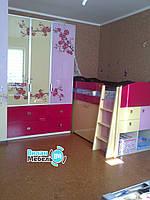 Дизайн детской комнаты-яркий подарок для Вашего ребенка