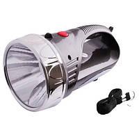 Аккумуляторные ручные светодиодные фонарики Yajia, Фонарь Yajia YJ-2805-1