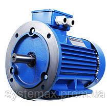 Электродвигатель АИР80А4 (АИР 80 А4) 1,1 кВт 1500 об/мин , фото 2