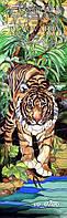 Витраж картина Тигр