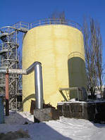 Теплоизоляция резервуаров
