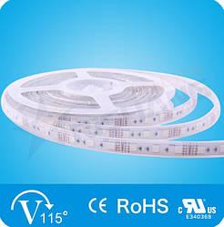 RGB стрічка світлодіодна  14,4W SMD5050 (60 LED/м) Waterproof IP68 Premium