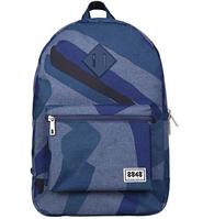 Рюкзак городской синий 8848