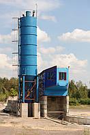 Полумобильный бетонный узел: ПРБУ-200