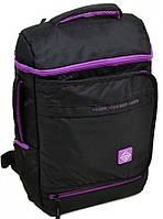 Городской рюкзак текстиль Lanpad 20 л. 1830-hs violet (фиолетовый)