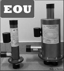 Электрические котлы ионного типа «EOU»