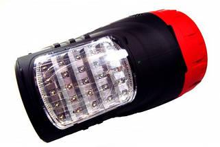 Переносные фонари, Yajia, фонарь Yajia YJ-2829, аккумуляторный фонарь, ручной, светодиодный фонарик , фото 2