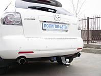 Mazda CX-7 быстросъемный фаркоп Полигон авто