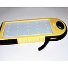 Внешний аккумулятор Solar Power Bank 8000mAh с солнечной батареей, фото 5