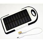 Внешний аккумулятор Solar Power Bank 8000mAh с солнечной батареей, фото 6