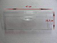 Крышка панэль корзины морозильной камеры или холодильника Атлант (Atlant) 47x18,5 см