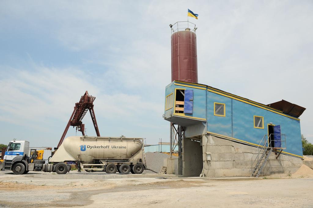 ПРБУ-160 изготовление и шеф-монтаж (Кузнецовск)