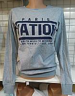 Батник демисезонный коттоновый женский Paris, фото 1