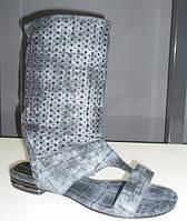 Босоножки женские Vallens без каблука, брендовые босоножки