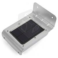 Уличный LED прожектор SL-10P (с солнечной панелью, датчиком движения, 100 лм, 3,7 В, 800 мАч)