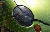 Реснички Дэу Матиз (накладки на передние фары Daewoo Matiz)