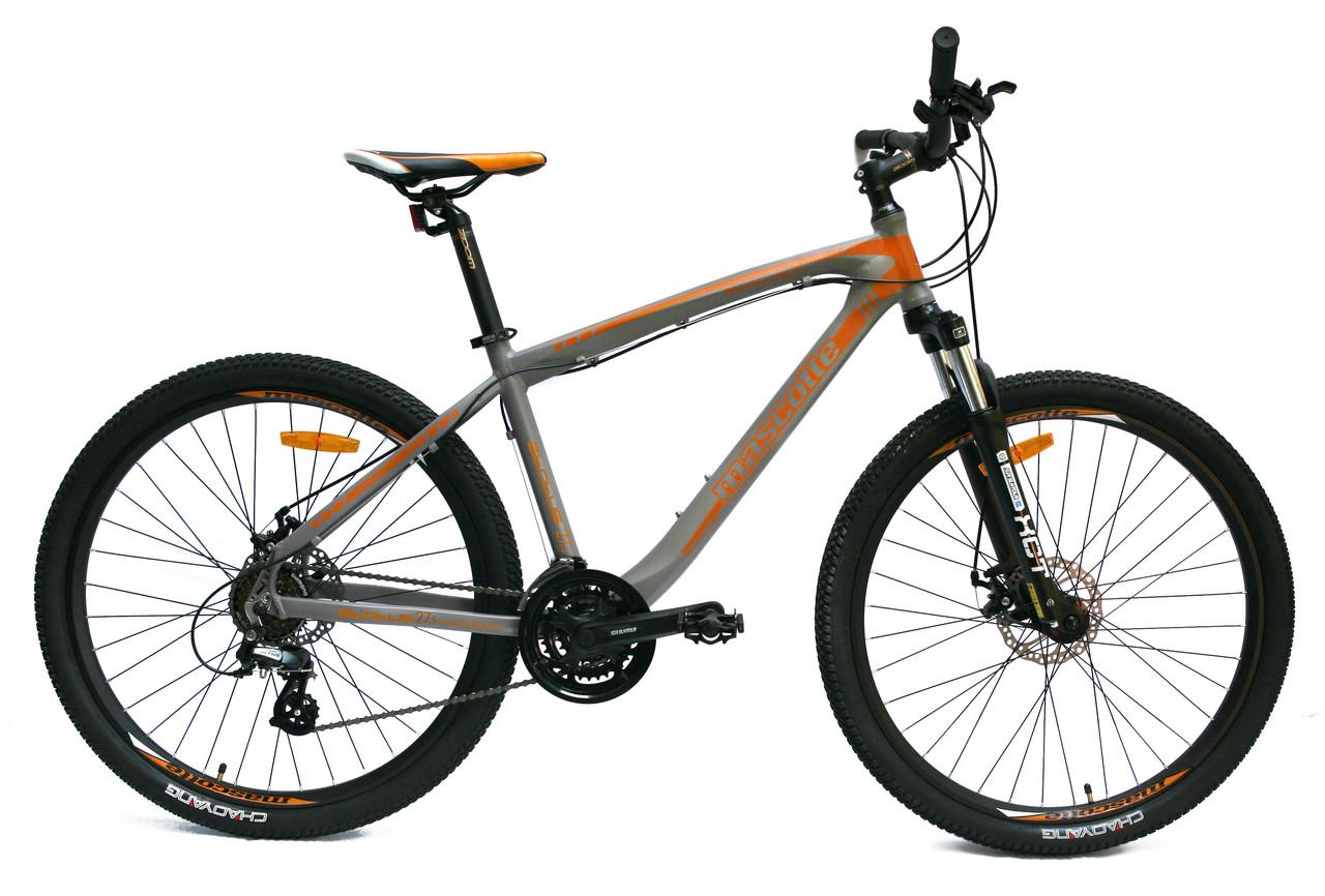 Велосипед горный MASCOTTE STATUS 27.5 MD