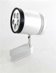 Светодиодный трековый светильник 5W белый 5000K Код.57146, фото 2