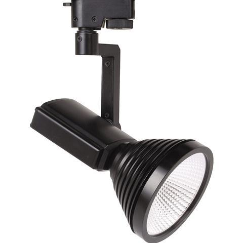 Світлодіодний світильник трековий Horoz HL824L 12W чорний Код.57123