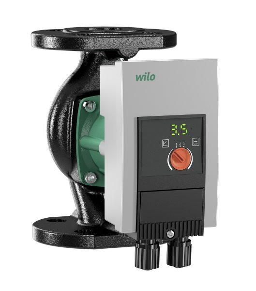 Насос циркуляционный с мокрым ротором  Wilo-Yonos MAXO, WILO (Германия)