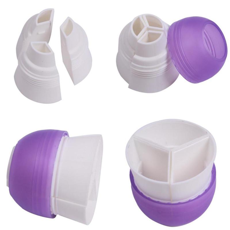 Переходник для крема тройной 4,5см Галетте - 05061