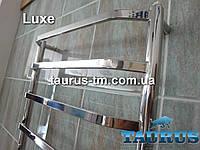 Узкий и высокий полотенцесушитель  Luxe 15 перемычек / Ширина 400мм Высота 1550мм. Нержавеющий