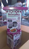 Электрошашлычница Помощница 8 шампуров+таймер