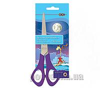 Ножницы детские для левшей ZiBi ZB.5002-07  цвет салатовый