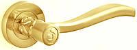 Дверные ручки ORO&ORO 047-16E GP-золото